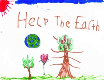 Help the Earth